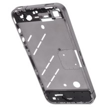 Housing (Mid Frame) for Apple iPhone 4 (GSM) (Silver) (Closeout)