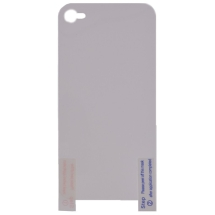 Back Glass Protector for Apple iPhone 4 & 4S (CDMA & GSM) (Clear) (Closeout)