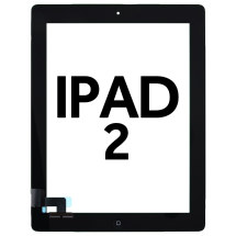 Digitizer (Adhesive & Home Button) for Apple iPad 2 (Black)
