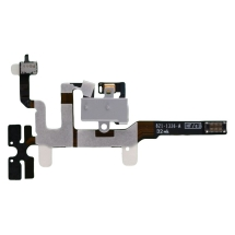 Flex Cable (Volume Buttons & Headphone Jack) for Apple iPhone 4S (White) (Closeout)