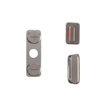 Button Set (Power, Volume Buttons & Mute Toggle) for Apple iPhone 4S (Closeout)