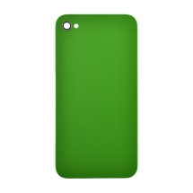 Back Door with Frame for Apple iPhone 4S (Green) (Closeout)