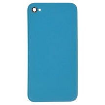 Door with Frame for Apple iPhone 4 (CDMA) (Light Blue) (Closeout)