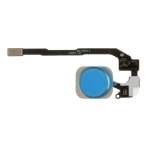 Home Button Assembly for Apple iPhone 5S & SE (White with Silver Ring)