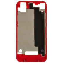 Back Door Frame for Apple iPhone 4S (Red) (Closeout)