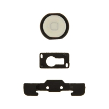 Cosmetic Home Button & Bracket Set for Apple iPad Air (White)