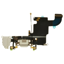 Flex Cable (Charge Port & Headphone Jack Assembly) for Apple iPhone 6S (White)