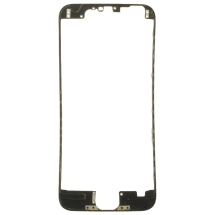 Lens Frame with Pre-Applied Hot Glue for Apple iPhone 6 (Black) (Closeout)