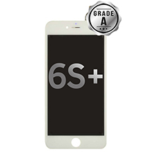 LCD, Digitizer & Frame Assembly for Apple iPhone 6S Plus (White) (Grade A)
