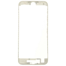 Lens Frame with Pre-Applied Hot Glue for Apple iPhone 7 (White) (Closeout)