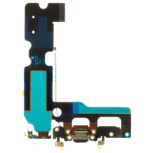 Flex Cable (Charge Port, Mic & Antenna) for Apple iPhone 7 Plus (Black)