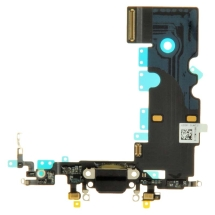 Flex Cable (Charge Port Assembly) for Apple iPhone 8 & SE (2nd Gen) (Black)