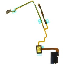Flex Cable (Headphone Jack, Power & Volume Buttons) for Apple iPod Nano 7th Gen (Black)