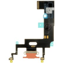 Flex Cable (Charge Port) for Apple iPhone XR (Coral) (Premium)