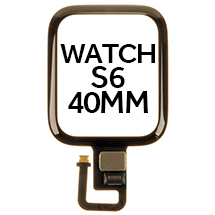Digitizer for Apple Watch Series 6 (40mm) (Black)