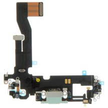 Flex Cable (Charge Port Assembly) for Apple iPhone 12 & 12 Pro (Green)
