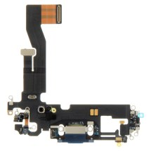 Flex Cable (Charge Port Assembly) for Apple iPhone 12 & 12 Pro (Blue)