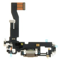 Flex Cable (Charge Port Assembly) for Apple iPhone 12 & 12 Pro (Brown)