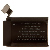 Battery for Apple Watch Series 3 (38mm, GPS) (Premium Evolve)