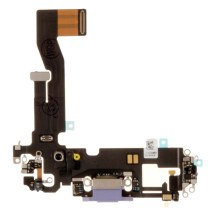 Flex Cable (Charge Port Assembly) for Apple iPhone 12 (Purple)