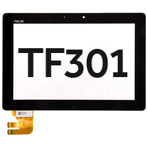 Digitizer for Asus TF301 Transformer Pad (White Label) (Closeout)