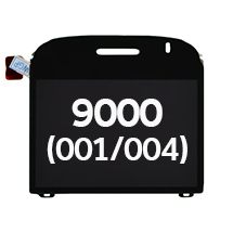 LCD (with Black Lens) for BlackBerry 9000 Bold (Part# 001/004) (Closeout)