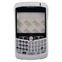 Housing (Complete) for BlackBerry 8330 Curve (White) (Closeout)