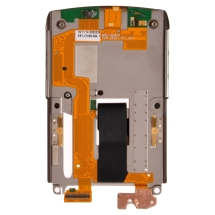 Housing (Mid Frame) with Flex Cable for BlackBerry Torch 9800 (Rev. 1) (Closeout)