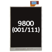 LCD (001/111) for BlackBerry 9800 Torch (Closeout)