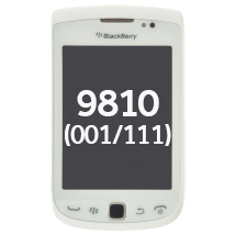 LCD & Digitizer Assembly for BlackBerry Torch 9810 (001/111) (White) (Closeout)
