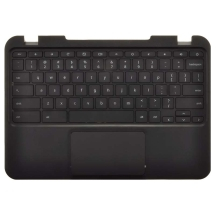 Keyboard, Palmrest, & Touchpad for Lenovo 11 N22 (Black) (Closeout)