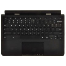 Palmrest, Touchpad, & Keyboard Assembly for Dell Chromebook 11 (P22T)