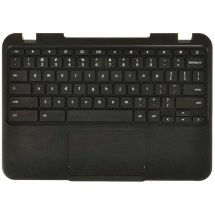 Keyboard, Palmrest, & Touch Pad for Lenovo 11 N21 (Black)