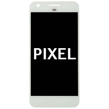 OLED & Digitizer Assembly for Google Pixel (White)