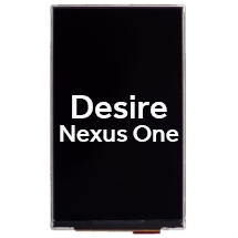 LCD for HTC Desire, Nexus One (Samsung Version) (Closeout)