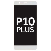 LCD & Digitizer Assembly for Huawei P10 Plus (White)