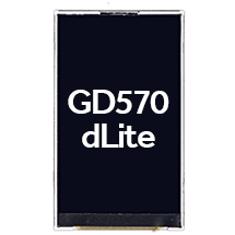 LCD for LG GD570 dLite (Closeout)