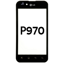 Digitizer for LG P970 Optimus (Closeout)