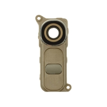 Glass Camera Lens with Bracket (Back) for LG G4 (Gold) (Closeout)