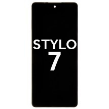 LCD & Digitizer Assembly for LG Stylo 7 (Black)