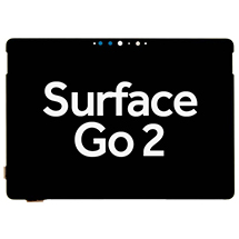 LCD & Digitizer Assembly for Microsoft Surface Go 2 (Black)