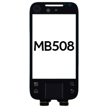 Digitizer for Motorola MB508 Flipside (Closeout)