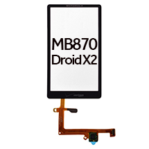 Digitizer (Small Connector) for Motorola MB870 Droid X2 (Closeout)