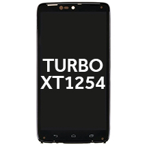 LCD, Digitizer, & Frame Assembly for Motorola Droid Turbo (Black)