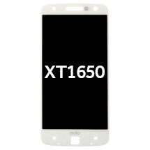 LCD & Digitizer Assembly for Motorola Z XT1650 (White)