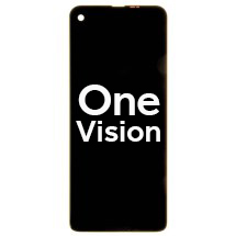 LCD & Digitizer Assembly for Motorola One Vision (Black)