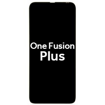 LCD & Digitizer Assembly for Motorola Moto One Fusion Plus (Black)