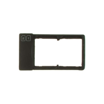 Dual SIM Card Tray for OnePlus Two (Black) (Closeout)