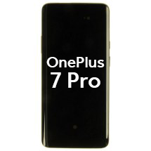 OLED, Digitizer, & Frame Assembly for OnePlus 7 Pro (Gray)