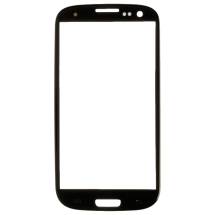 Lens (Glass Only) for Samsung Galaxy S III (Aftermarket) (Black) (Closeout)